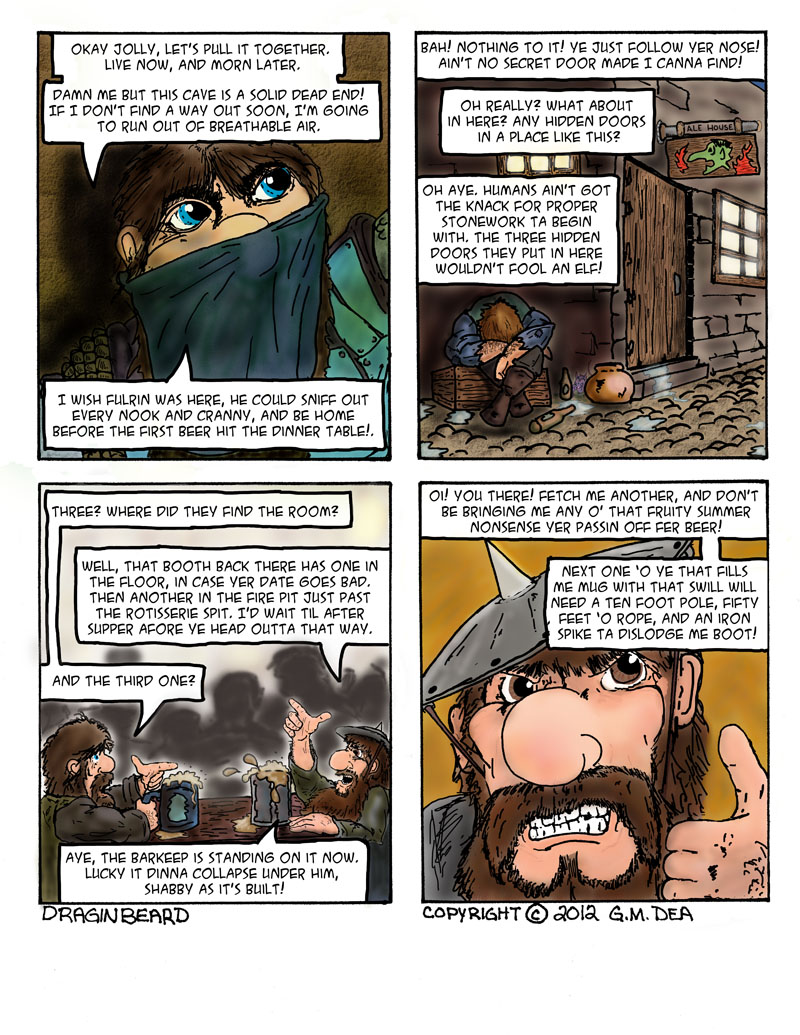 Draginbeard Ch 2 pg 2
